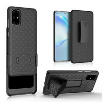 Samsung Galaxy S20 Ultra/S20 Plus/S20 Case Holster Belt Clip Kickstand Cover