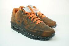 Nike Air Max 90 QS Mars Landing Magma Orange Grey Sneakers Shoes Men's Size 8.5
