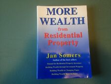 More Wealth From Residential Property Jan Somers VGC