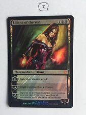 Mtg Magic the Gathering Innistrad Liliana of the Veil FOIL