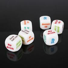 Drinking Wine Mora English Dice Games Gambling Adult Party Drink Decider