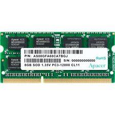 Apacer SO-DIMM 8 GB DDR3-1600, Arbeitsspeicher