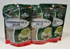 Enfermedad de la Mujer Hierba (Women Care Blend) 3 Bags