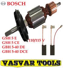 Bosch Armature type GBH5-40DE GSH5E GSH5CE (1614011105-110V/120V)