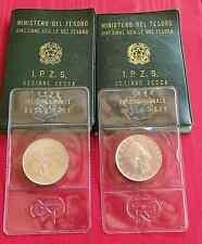 (1)  500 Lire 1986 FDC  Pace - Argento 835/1000 -  In Confezione Zecca-