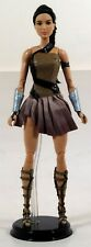Barbie Wonder Woman Diana Doll Loose includes stand Paradise Island Mattel New