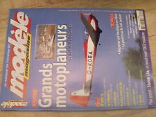 "$$ Revue modèle magazine N°607 Plan encarté ""Stunter Lite""  Atlantis  Skysport 6"