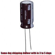 Nichicon Capacitors 3300uf 10v 105  15pcs
