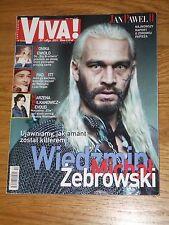 VIVA magazine 11 2001 The Witcher on cover * Geri Halliwell * Kate Hudson * Pitt