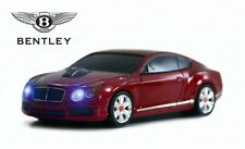Bentley Continental GT Wireless Car Mouse Red -Licensed - IDEAL MEN'S GIFT
