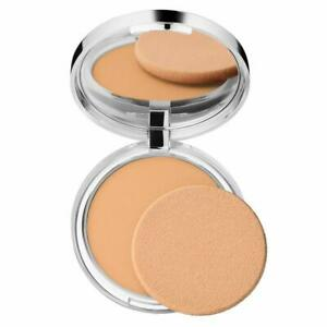 Clinique Stay-Matte Sheer Pressed Powder Oil-Free 27 Stay Brulee
