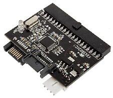 IDE to SATA Bilateral Adapter Converter Power/SATA Cable 100/133 HDD CD CHIP184A