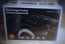Blackmagic Pocket Cinema Camera 4K -WILL have 1-3 on 11/24&Ship ASAP Insured