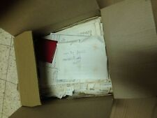 BOX OVER 1000 DOCUMENT & REVENUE STAMPS 1949/70 ISRAEL