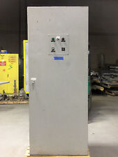 RUSSELECTRIC 2000 AMP AUTOMATIC TRANSFER SWITCH 3 PHASE 480v/277v 3 phase 4W 3R