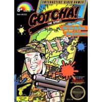 Gotcha! The Sport Nintendo NES Game Used