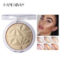 Highlighter Bronzer Makeup Face Contour Shimmer Powder Highlight Cosmetic