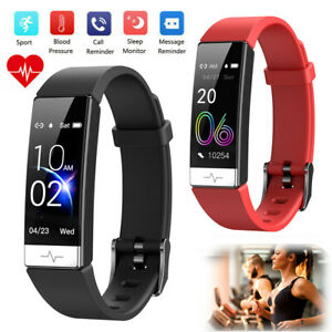 Boys Girls Smart Watch ECG+PPG Heart Rate Blood Pressure Monitor Call/SMS Remind