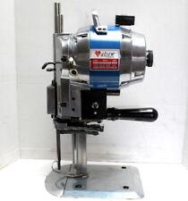 Valsew Czd 3 Straight Knife 6 Heavy Duty Cloth Fabric Cutting Machine 110v 550w