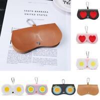 Fashion Hot Cartoon Case Portable Cute Sunglasses Case Bag Glasses Eye For B6W0