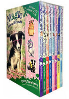 Magic Animal Friends Series 3 & 4 Collection Daisy Meadows 8 Books Box Set 9-16