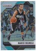 2016-17 Panini Prizm Basketball Silver Prizm #99 Marco Belinelli Hornets