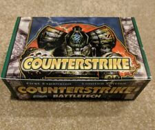 Complete Counterstrike Expansion Set, BattleTech CCG TCG Trading Card Game