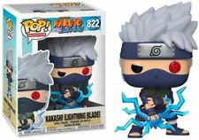 ⭐️Funko Pop Naruto Shippuden KAKACHI # 822 (LIGHTNING BLADE) Collection Modéle⭐️