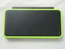 D363 Nintendo New 2DS LL XL console Black x Lime Japan x