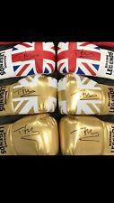 tyson fury signed boxing glove With Photo Proof And Coa  All 6 Are For Sale