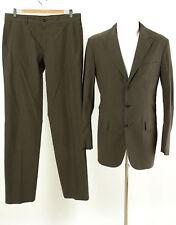HUGO BOSS Anzug Gr. 98 (M Schlank) 100% Baumwolle Sakko Hose Business Suit