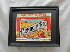 BLUE MOON FARMHOUSE RED BEER SIGN  #948