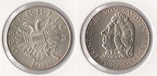 """Österreich 2 Schilling 1936 (Silber) """"Bundesstaat (1934-1938)"""" vz/ Bfr."""