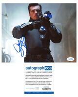 """Josh Hutcherson """"Future Man"""" AUTOGRAPH Signed 8x10 Photo ACOA"""