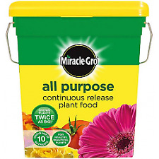 Miracle Gro 12231 All Purpose Continuous Release Plant Food 2kg