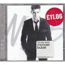 MICHAEL BUBLE' - It's time - CD 2005 USATO OTTIME CONDIZIONI (L)