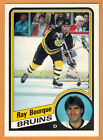 1984-85 , OPC , O-PEE-CHEE , RAY BOURQUE , CARD #1