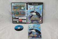 SEAWORLD: SHAMU'S DEEP SEA sur Nintendo Game Cube GC (CD remis à neuf) PAL VF