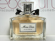 MISS DIOR PERFUME BY CHRISTIAN DIOR EAU DE PARFUM 1.0 oz NEW UNBOXED