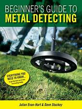 Beginner's Guide to Metal Detecting **Free P&P**