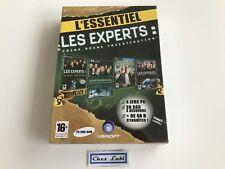 L'Essentiel Les Experts - PC - FR - Neuf Sous Blister