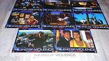 wim wenders  THE END OF VIOLENCE ! jeu photos cinema lobby card
