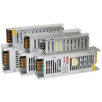 AC 220V TO DC 12V 2A 5A 10A 15A 20A 30A 40A Switch Power Supply Adapter Driver