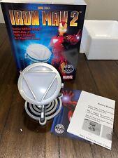 Museum Replicas Iron Man 2 ARC REACTOR Prop Replica - Marvel - Tony Stark - Used