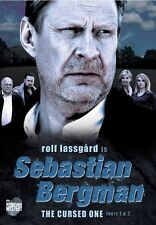 Sebastian Bergman: The Cursed One,  (2014, DVD NIEUW) SWE LNG/ ENG SUB2 DISC SET