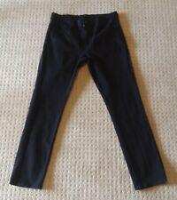 Levi Men's Black Stretch 511 Slim-Fit Jeans (36W x 32L)