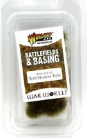 Warlord Games WGS-TUF-05 Wild Meadow Tufts (Battlefields & Basing) Grass Clumps