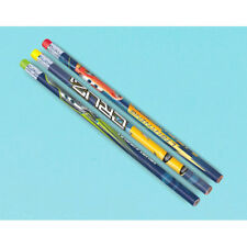 CARS 3 PENCILS (8) ~ Birthday Party Supplies Favors Stationery Disney McQueen