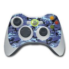 Xbox 360 Controller Skin - Sky Camo - Vinyl Decal DecalGirl Sticker