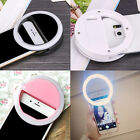 Selfie Ring LED Light for Smartphone Cell Phone for iPhone 6 6s Plus For samsung